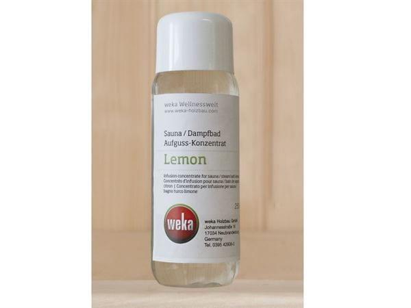 Weka Sauna/Dampfbad Aufguss-Konzentrat Lemon