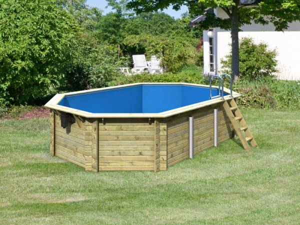 Karibu Pool Modell 4 Variante A