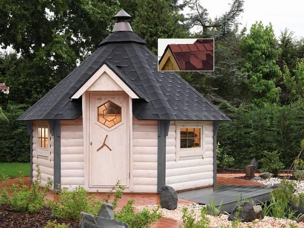 Wolff Finnhaus Grillkota 9 Grundset