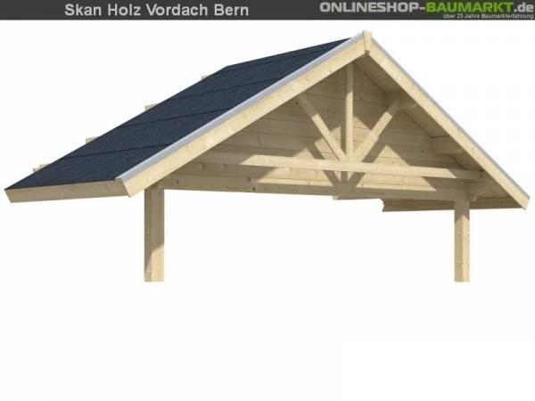 Skan Holz Vordachverlängerung 212 cm für Bern