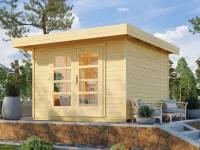 Weka Gartenhaus 126 Plus Gr. 2 natur