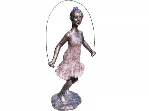 Granimex Jette mit Springseil, Bronze Design