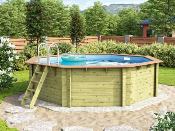 Wolff Finnhaus Pool Modell B
