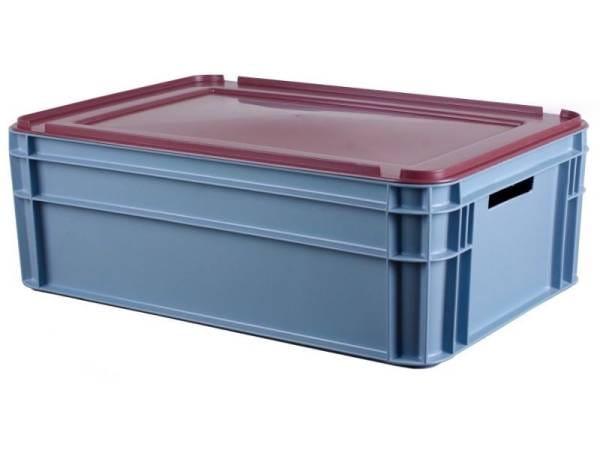 Deckel für Lagerbox aus PP-Kunststoffrecycling