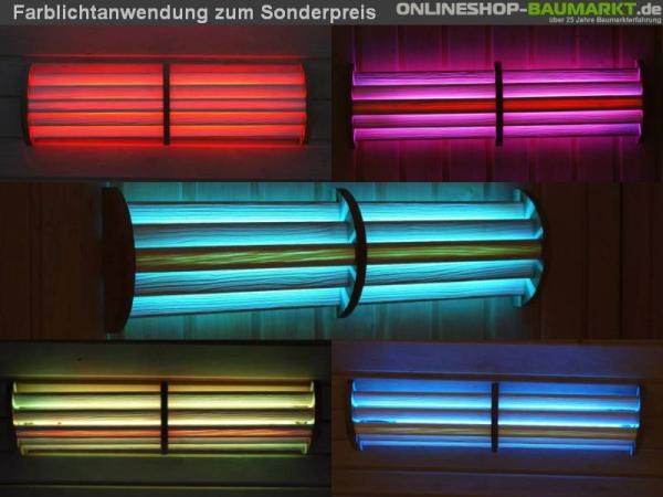 LED Farblichtanwendung LED Premium Espe