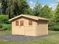 Woodfeeling Gartenhaus 38 mm Felsenau Gr. 4