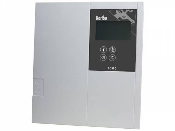 Karibu Steuerung Classic für finnische Saunaöfen bis 9 kW