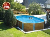 "Weka Pool 594 ""Alles dabei""-Sparset inkl. Sandfilteranlage"