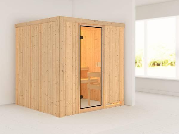 Karibu Sauna Tromsö 68 mm