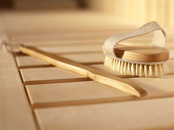 Weka Sauna Rücken-Körper-Massagebürste