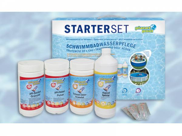 Weka Pflege- Set DeLuxe Starter- Kit