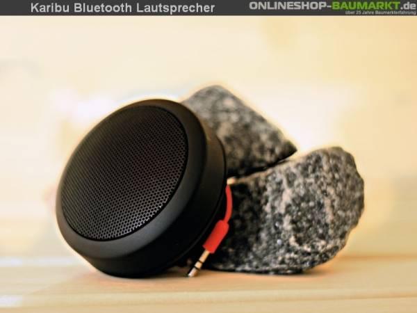 Karibu Bluetooth-Lautsprecher