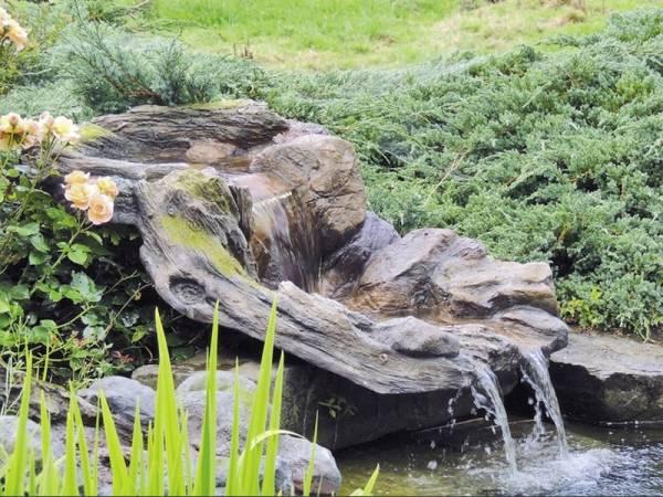 Granimex Yang-Ze Bachlaufelement mit Wasserfall