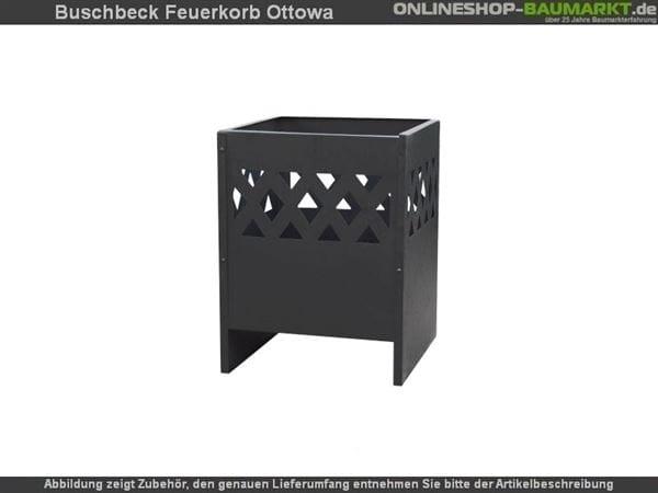 Buschbeck Feuerkorb Ottawa