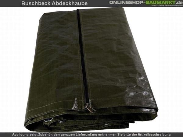 Buschbeck Abdeckhaube für Gartengrillbar anthrazit