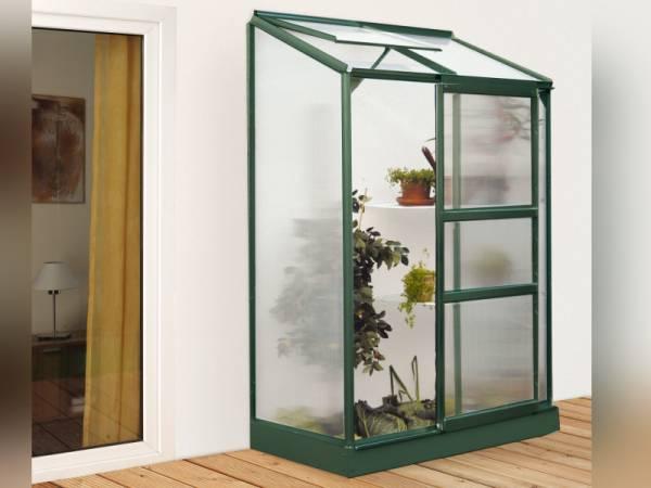 Vitavia Gewächshaus Ida 900 HKP 4 mm dunkelgrün