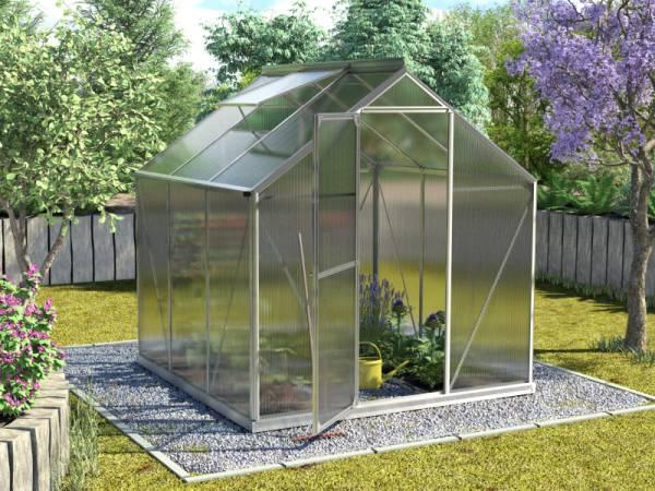 Vitavia Gewächshaus Triton 3800 HKP 6 mm Alu