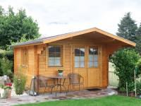 Wolff Finnhaus Gartenhaus Nordkap 70-C XL
