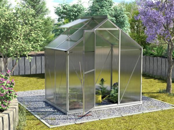 Vitavia Gewächshaus Triton 2500 HKP 6 mm Alu