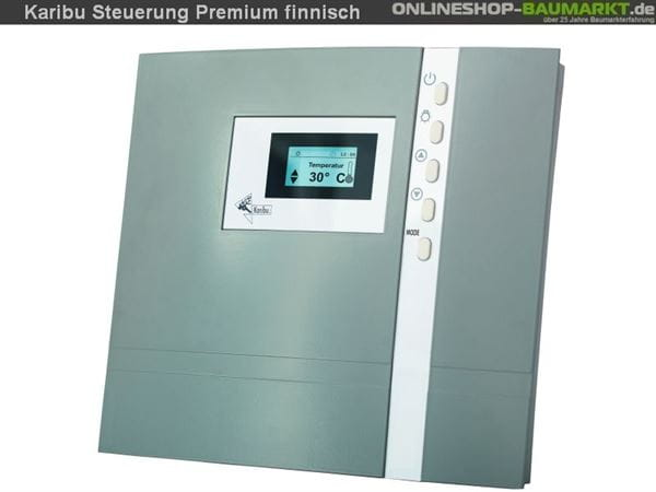 Karibu Steuerung Premium für finnische Saunaöfen bis 9 kW