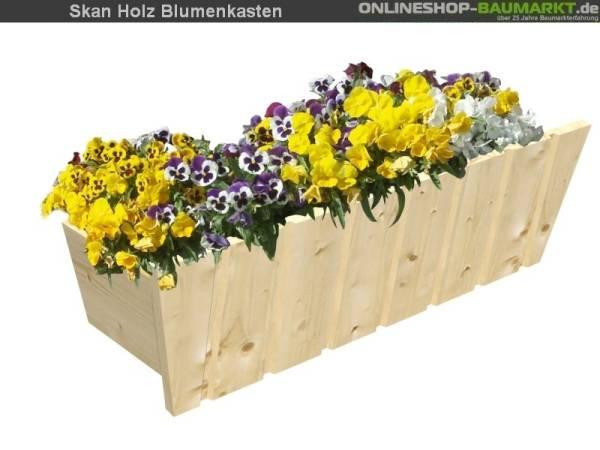 Skan Holz Blumenkasten