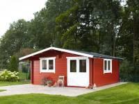 Wolff Finnhaus Gartenhaus Nordkap 70-G