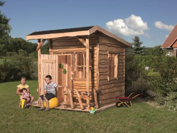 Weka Abenteuerhaus ohne Terrasse