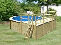 Karibu Pool Modell 2 Variante D
