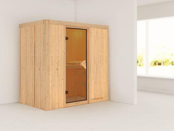 Variado - Karibu Sauna Multifunktionskabine ohne Ofen