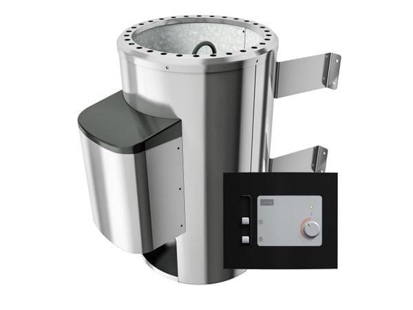 Karibu Saunaofen Plug & Play 3,6 kW externe Steuerung steckerfertig
