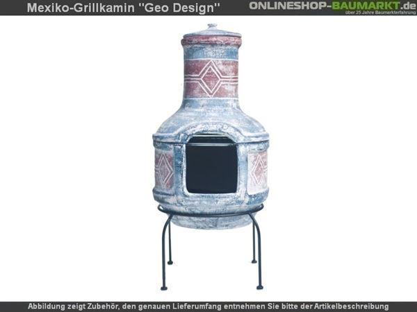 Buschbeck Mexiko-Grill-Kamin Geo design