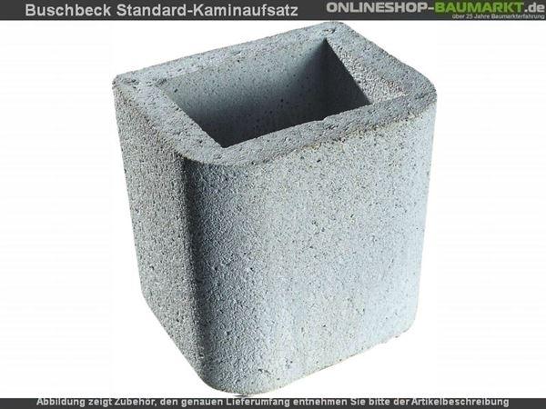 Buschbeck Kaminverlängerung weiß