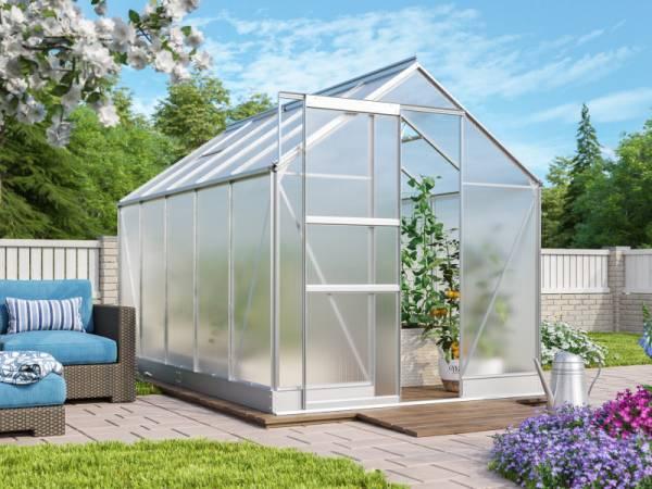 Vitavia Gewächshaus Apollo 6200 HKP 4 mm Alu