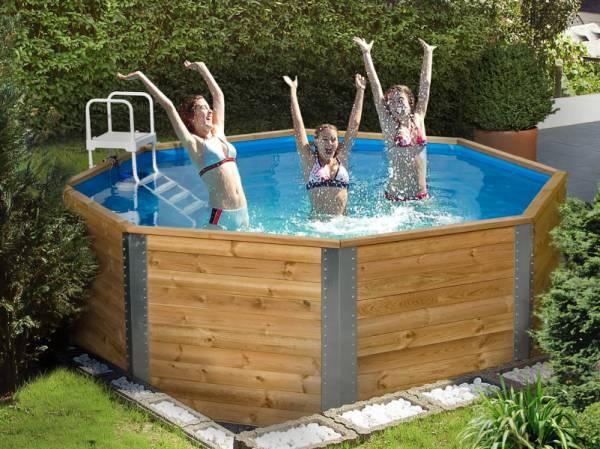 Weka Pool 593 Komplett-Set
