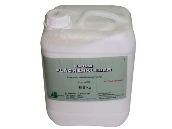 Flächenkleber für EPDM-Folien 4 kg, für ca. 10 qm