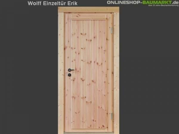 Wolff Finnhaus Einzeltür Erik 70