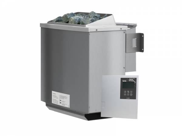 Karibu Bio-Kombiofen 4,5 kW mit externer Steuerung Classic