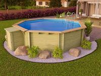 Karibu Premium Pool Modell 2 KDI