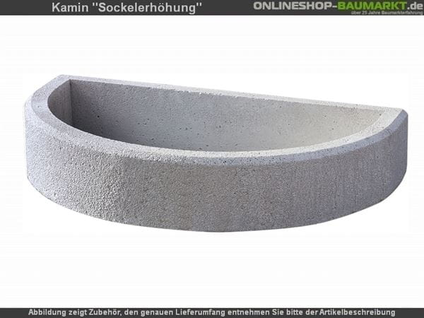 Buschbeck Sockelerhöhung weiß