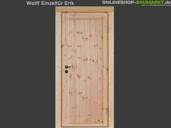 Wolff Finnhaus Einzeltür Erik 34