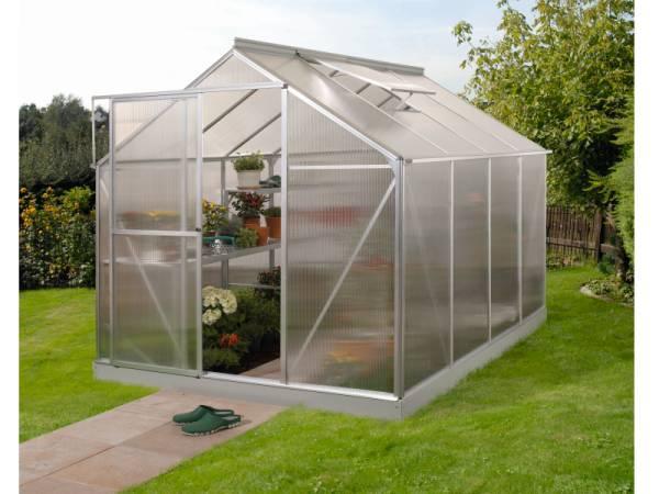 Vitavia Gewächshaus Triton 5000 HKP 4 mm Alu