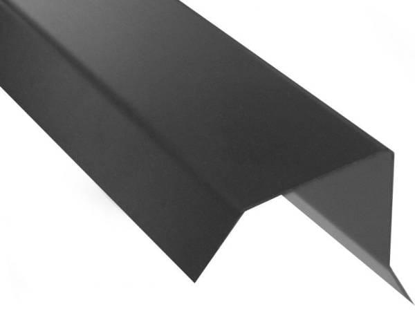 Blendenabdeckung Flachdach Typ 1a - bis 20 mm Blendendicke, 10 Stück