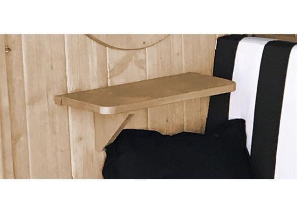 Weka seitliches Ablageset aus Holz für Merano und Bozen