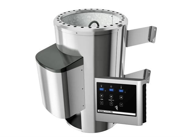 Karibu Aktions-Saunaofen Plug & Play 3,6 kW externe Strg. Easy Finnisch steckerfertig