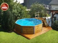 """Weka Pool 593 B Gr. 1 """"Alles dabei""""-Sparset inkl. Technik Sandfilteranlage"""
